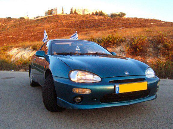 Mazda MX3 project
