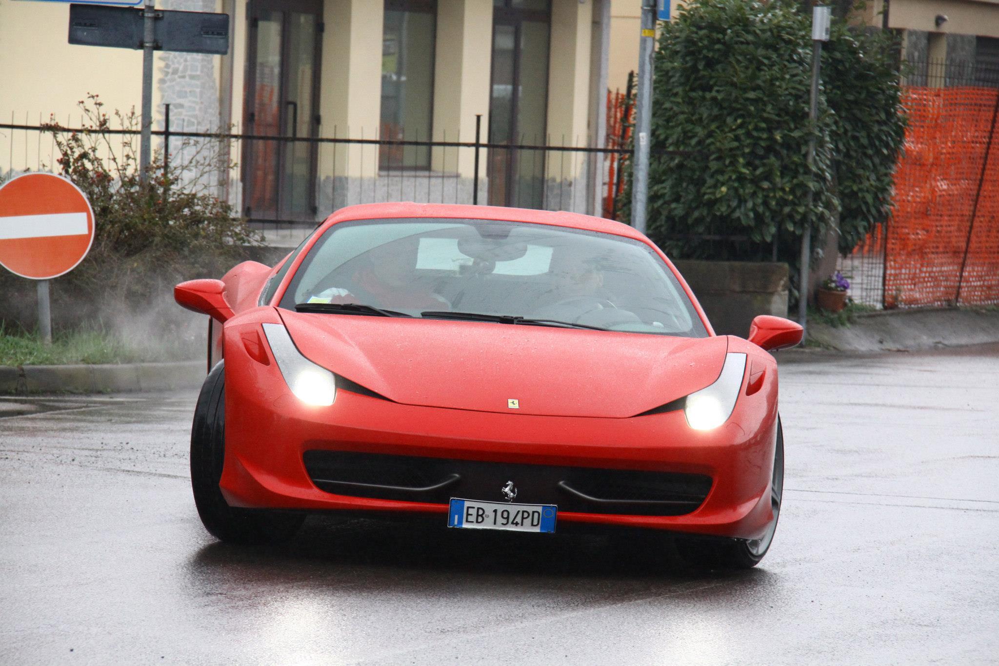 Ferrari in Maranello