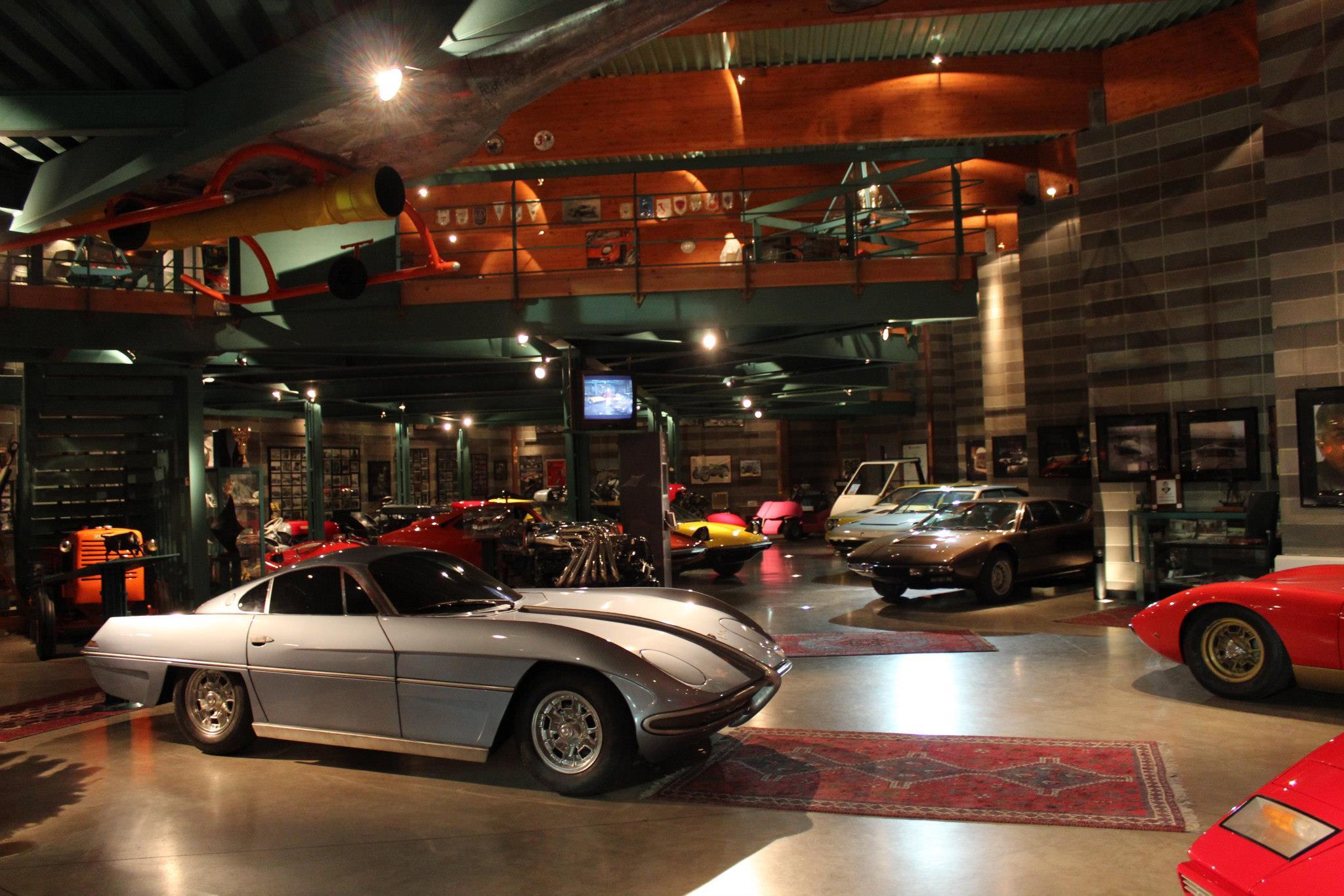 Museo Lamborghini private tour